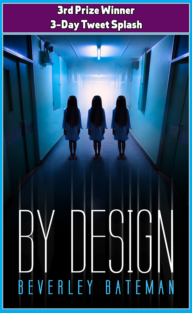 Current 3-Day Giveaway Winner: By Design by Beverley Bateman