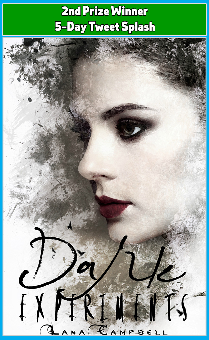 Current 5-Day Giveaway Winner: Dark Experiments by Lana Campbell