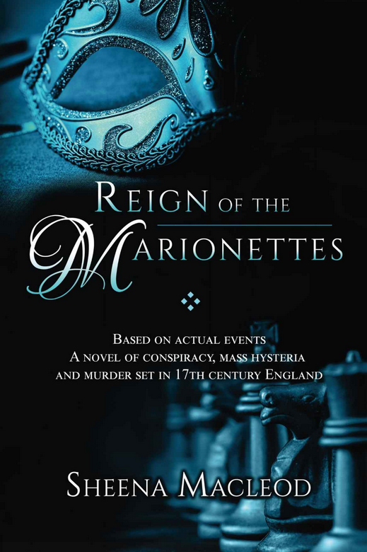Reign of the Marionettes by Sheena Macleod on BookTweeter.com