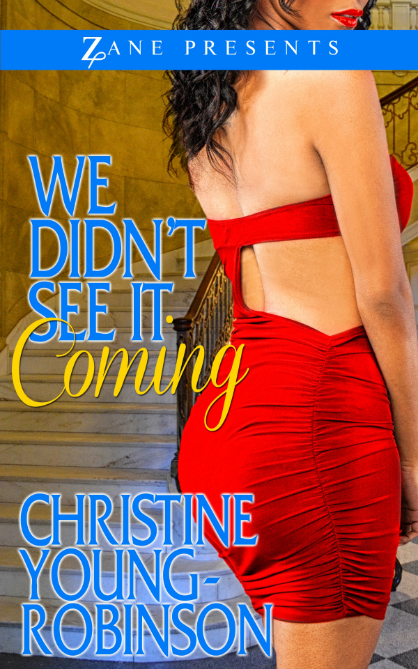 We Didn't See It Coming by Christine Young-Robinson