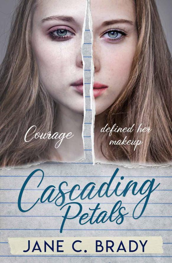 Cascading Petals by Jane C Brady