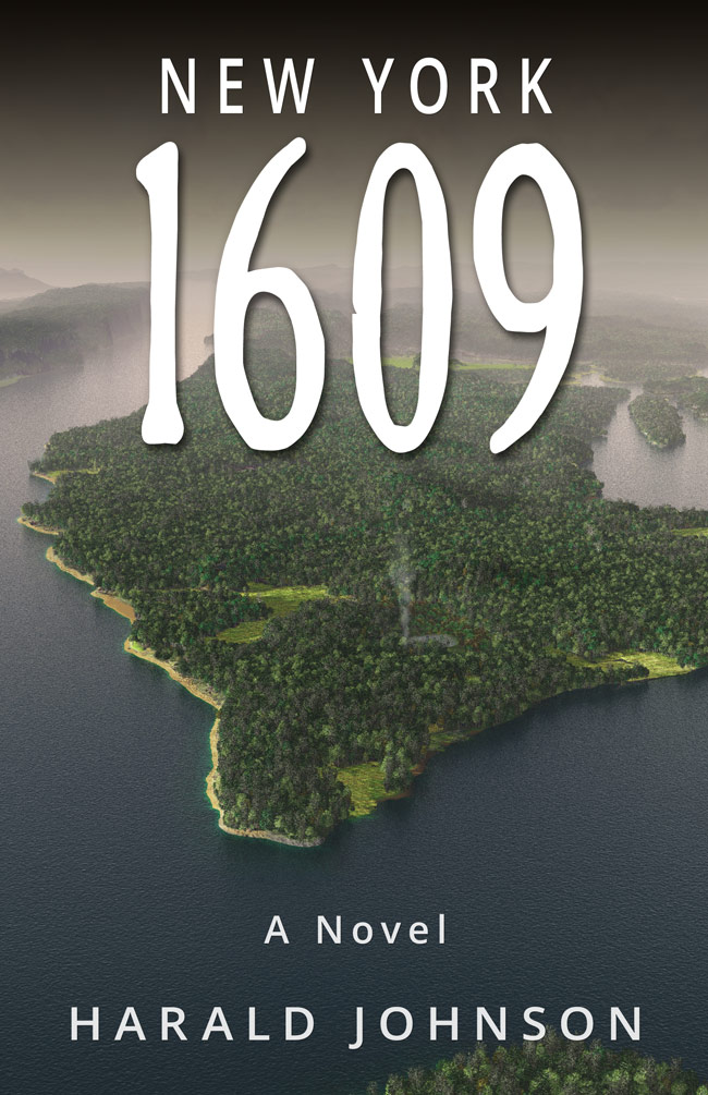 New York 1609: A Novel by Harald Johnson