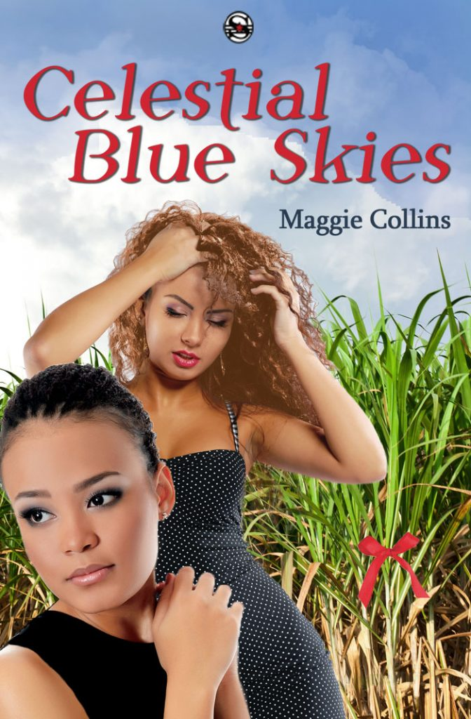 Celestial Blue Skies by Maggie Collins