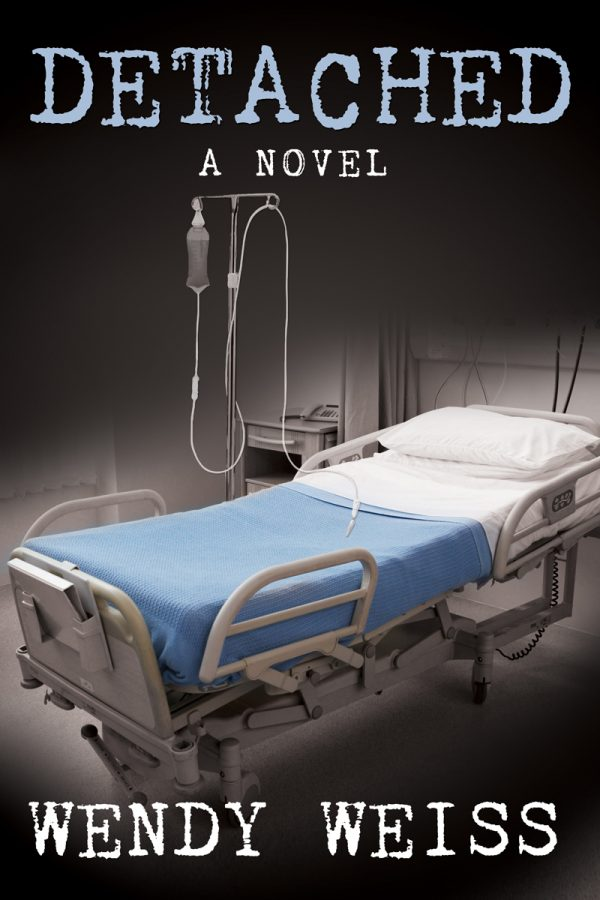 Detached: A Novel by Wendy Weiss on BookTweeter.com