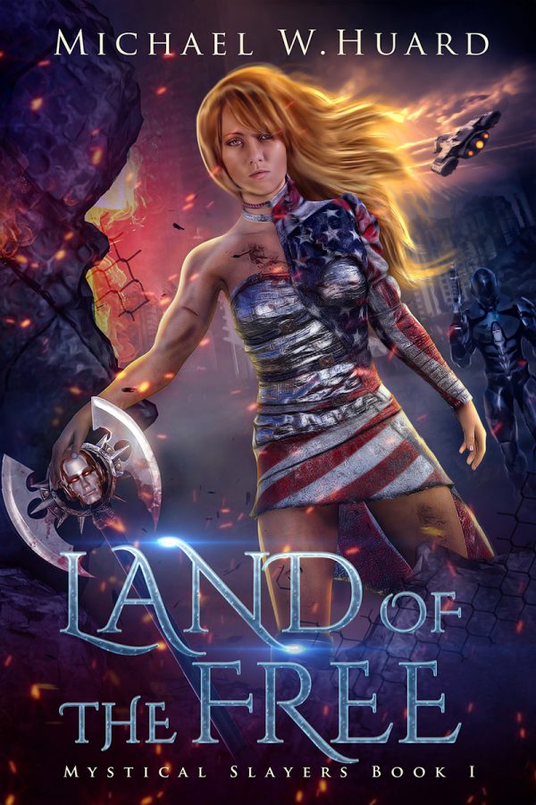 Land of the Free by Michael W. Huard on BookTweeter.com
