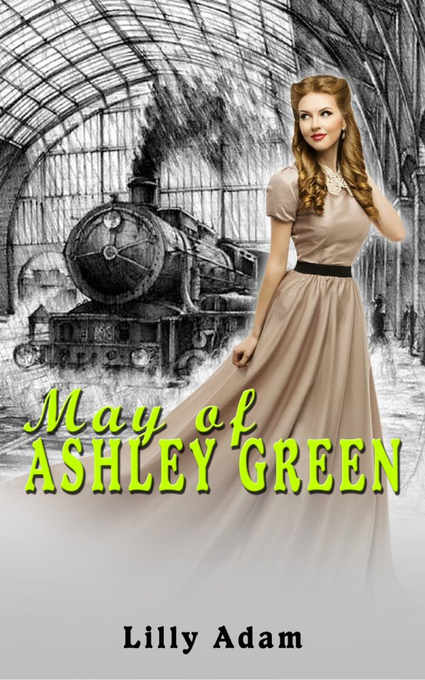 May of Ashley Green by Lilly Adam on BookTweeter.com
