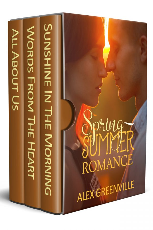 Spring-Summer Romance Boxset by Alex Greenville on BookTweeter.com