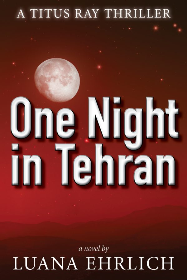 One Night in Tehran by Luana Ehrlich on BookTweeter.com
