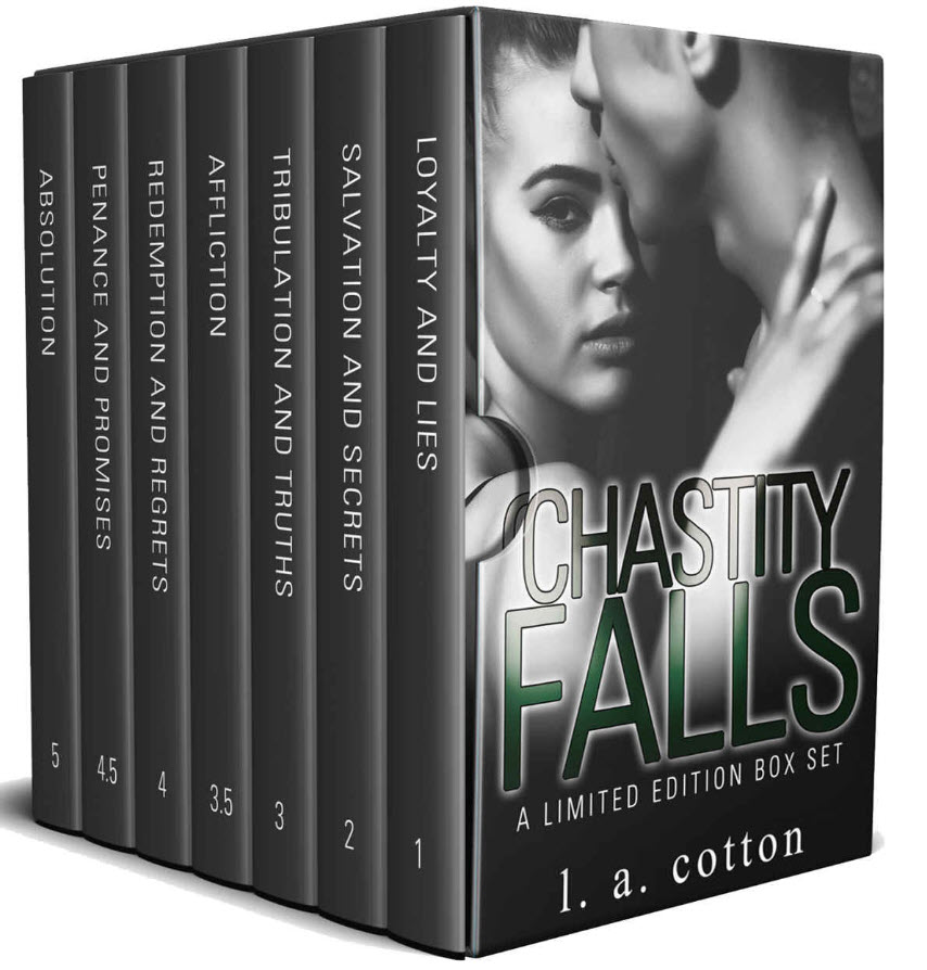 Chastity Falls: A Limited Edition Box Set by L A Cotton